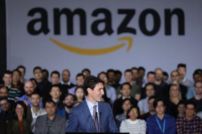 Amazon formally announces expansion into Boston's Seaport, plan to create 2000 jobs