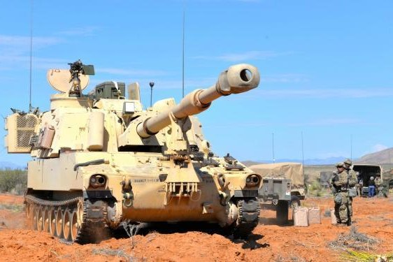 Armtec receives contract mod for 155mm artillery propellant