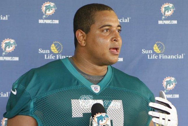 Former Dolphins OL Jonathan Martin had multiple weapons