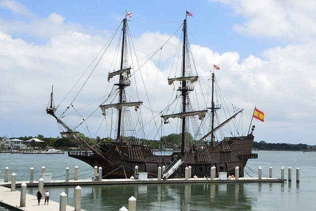 Colombia has delayed efforts to recover potential treasures from a Spanish shipwreck off the coast of Colombia that's said to be worth billions. Photo courtesy paulbr75/pixabay/UPI