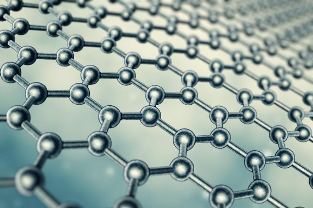 Membranes made of graphene, an atom-thick carbon honeycomb lattice, have been used to filter different hydrogen isotopes. Photo by Tatiana Shepeleva/Shutterstock