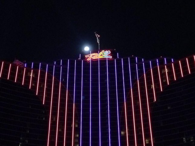 Health officials say two people contracted Legionnaires' disease after staying at Las Vegas' Rio All-Suite Hotel and Casino. Photo courtesy Tony Webster/Wikimedia Commons