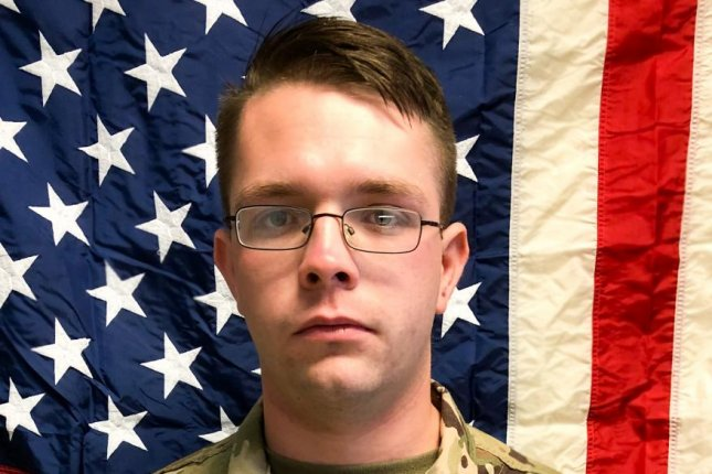 Spc. Branden Tyme Kimball, 21, died Wednesday in a non-combat related incident while serving in Afghanistan. Photo courtesy of U.S. Army
