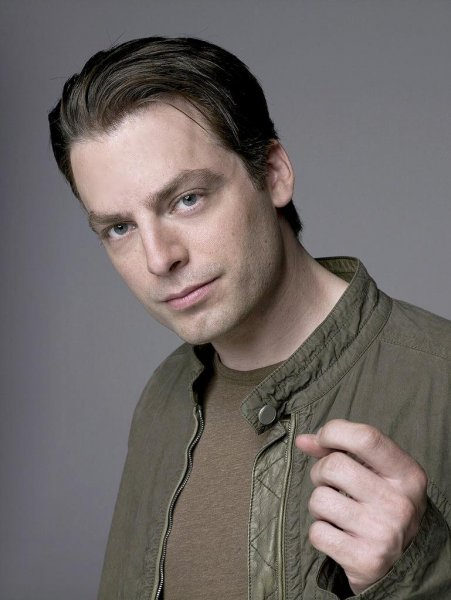 Justin Kirk is to co-star in Showtime's Kidding. Photo by Mark Seliger /Showtime