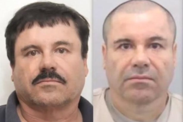 Joaquin El Chapo Guzman heads the Sinaloa Cartel, which is is credited with dominating the illegal drug market in nearly the entire United States. Two men accused of helping Guzman escape from prison saw their request to dismiss a holding injunction rejected by a judge. Photo courtesy of Mexico's Attorney General