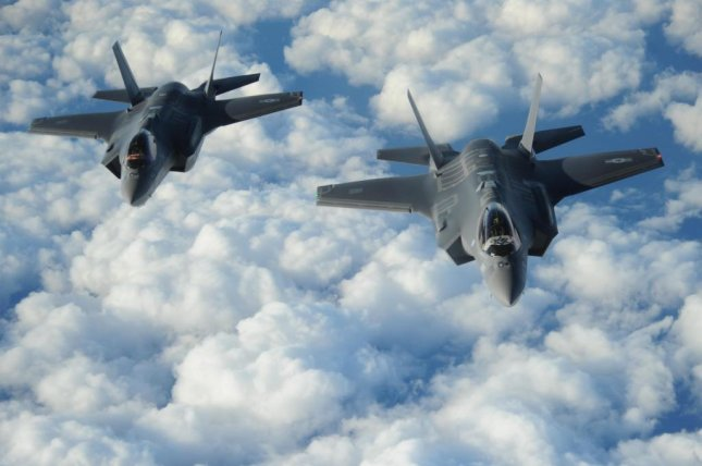 Israel's first F-35s were delivered on the same day President-elect Donald Trump tweeted the program is out of control. Photo by 1st Lt. Erik D. Anthony/U.S. Air Force