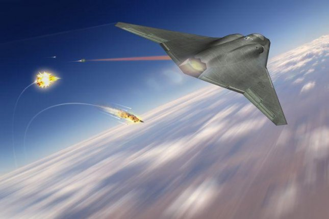 U S  Air Force issues RFP for aircraft laser weapons - UPI com
