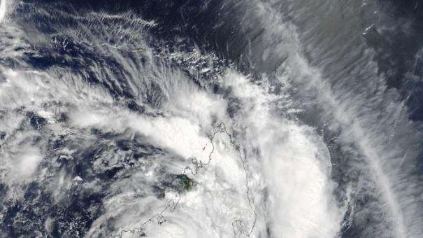 10000 displaced as cyclone pounds Madagascar