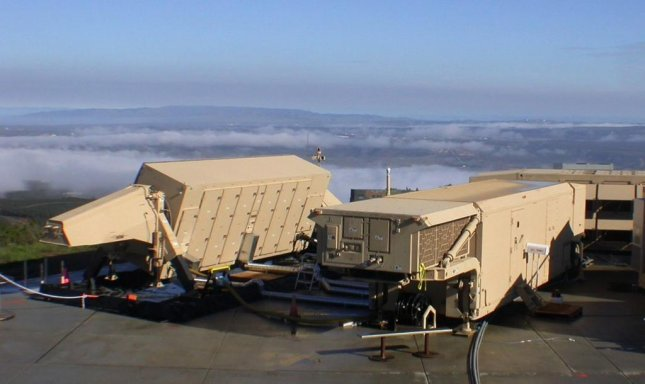 The Army Navy/Transportable Radar Surveillance system deployed in Japan for ballistic missile defense. Photo: U.S. Missile Defense Agency.