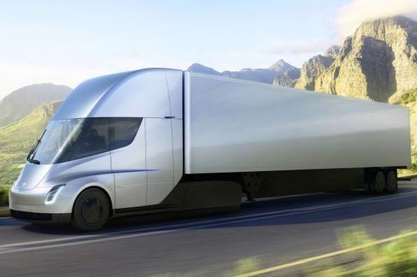 Ups Reserves 125 Tesla Electric Trucks