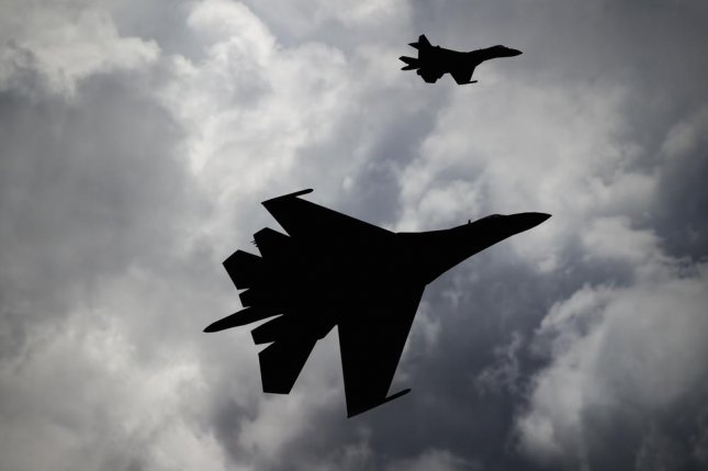 Two Chinese military aircraft flew into South Korean and Japanese airspace on Sunday. Photo by Keith Tarrier/Shutterstock