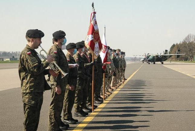 Poland's government sent troops to Turkey Tuesday as part of a NATO agreement to help protect the alliance's interests in the region. Photo courtesy of Police Ministry of National Defense