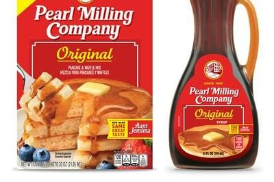 PepsiCo on Tuesday announced it has rebranded its Aunt Jemima products as Pearl Milling Company. Photo courtesy of PepsiCo/Release
