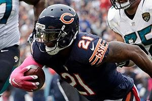 Tracy Porter. Photo courtesy Chicagobears.com