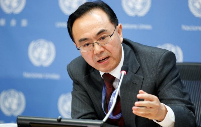 Pinfan Hong (United Nations/ Paulo Filgueiras)
