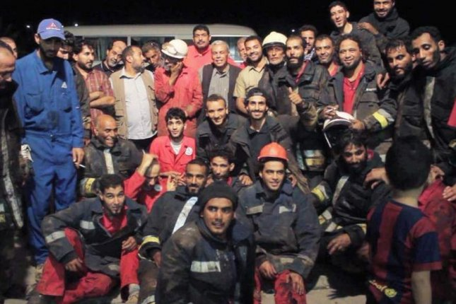 Libyan National Oil Corp. praises the coordinated efforts to extinguish fires at oil storage depots in the east of the country. Photo courtesy of the NOC