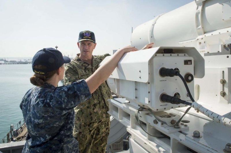 Navy orders laser weapon systems from Lockheed Martin - UPI com