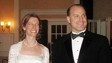 Cynthia Wachenheim and Hal Bacharach.