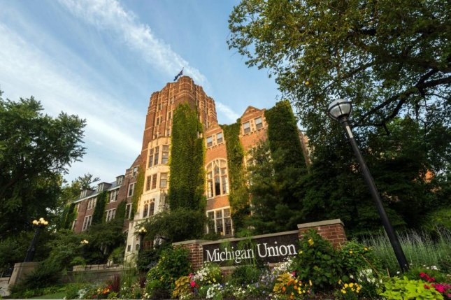 The University of Michigan in Ann Arbor, Michigan, was ranked No. 23 on the list of the top 25 universities in the world. It was the only public institution on the list. Photo courtesy of University of Michigan