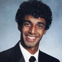 Dharun Ravi set up a webcam to spy on Tyler Clementi on Sept. 19, 2010, three weeks into their freshman year at Rutgers University. (High school yearbook photo).