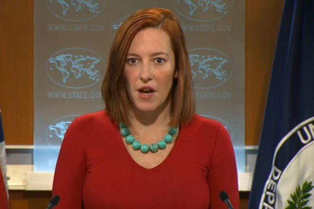 Jen Psaki will move from the State Department to the White House. State.gov