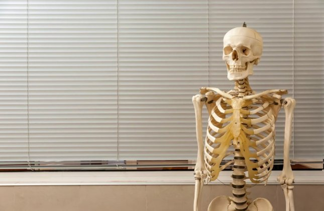 Uk School Has Funeral For Class Skeleton Made Of Real Bones Upi
