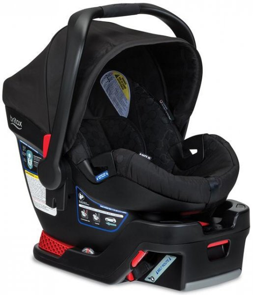 Britax Baby Car Seat Used