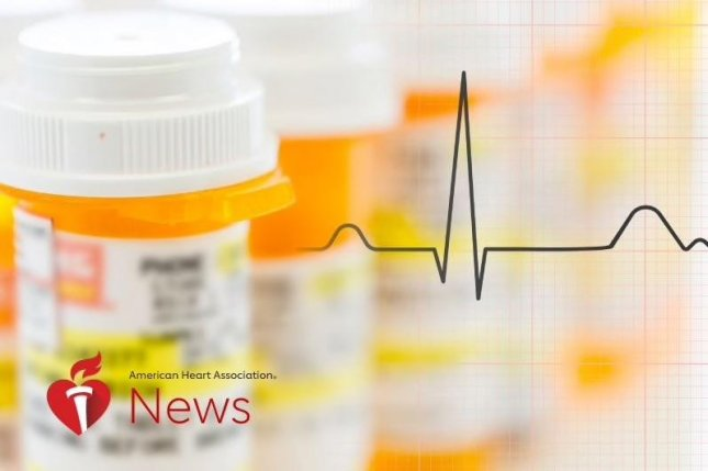 Researchers looked at how several testosterone-blocking drugs affect the heart's QT interval – the time it takes the heart cells to recharge in between beats.Photo courtesy of HealthDay News