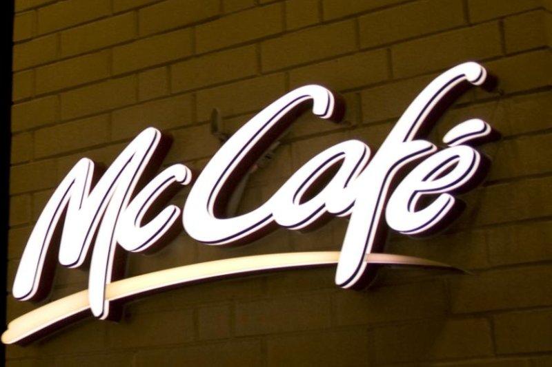 A McCafé sign seen in Delaware. (CCPoolie)