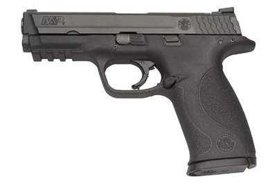 The pistol being developed in the General Dynamics, Smith & Wesson bid to supply the Army with a new sidearm will be based on the S&W M&P9 pictured. Photo by Smith & Wesson