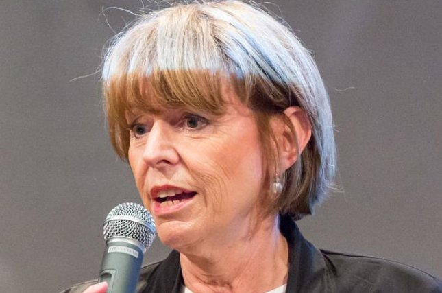 Henriette Reker, mayor of Cologne, Germany, was criticized for a weak response to reports women were groped and robbed, allegedly by Arabic-looking men, at public New year's Eve festivities in the city. Photo by Superbass/Wikimedia
