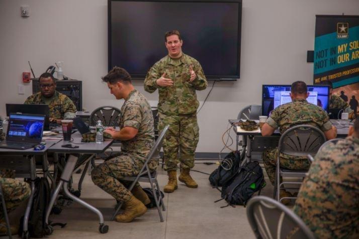 National Guard units prepare for cyberwarfare
