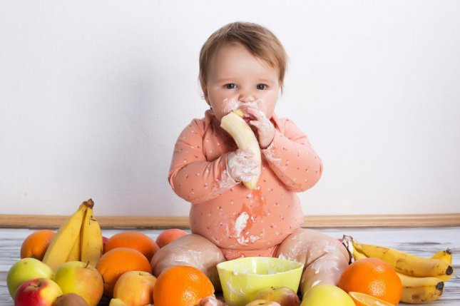 Food With Fibre For Babies