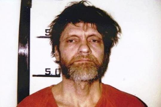 On April 3, 1996, the FBI raided a Montana cabin and arrested Theodore Kaczynski, accusing him of being the Unabomber whose mail bombs killed three people. File Photo courtesy of the FBI