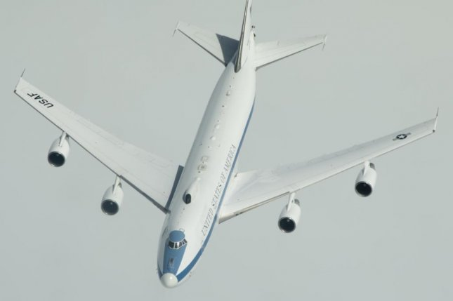 While Strategic Missile Systems has just been contracted by the Department of Defense to maintain the E-4B National Airborne Operations Center, also known as the 'doomsday plane,' the Air Force and Navy is considering replacing it with an upgraded, smaller version. U.S. Air Force photo