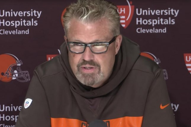 Cleveland Browns interim coach Gregg Williams. Photo courtesy of the Cleveland Browns/YouTube