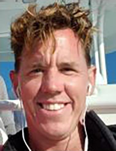 John Pennington, 40, is believed to have entered the Grand Canyon on Feb. 23.Photo courtesy of National Park Service/Website