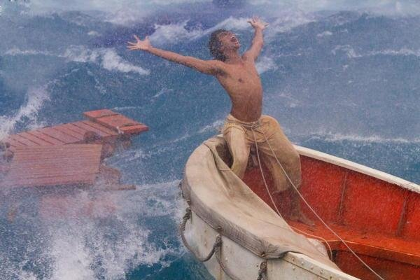 Image from Life of Pi, courtesy of the New York Film Festival Web site.