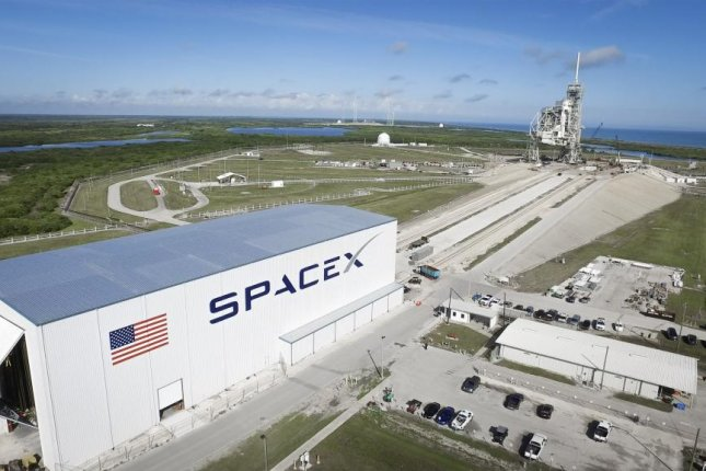 Launch Pad 39A at NASA's Kennedy Space Center in Florida undergoes modifications by SpaceX. Photo by SpaceX/NASA