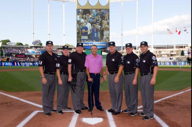 Former umpire Palermo dies at 67