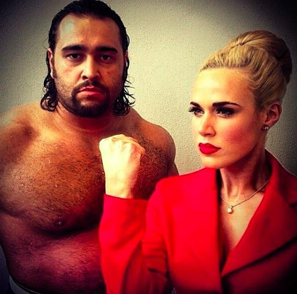 WWE: Rusev And Lana Engaged? In Mother Russia, Buy House ...