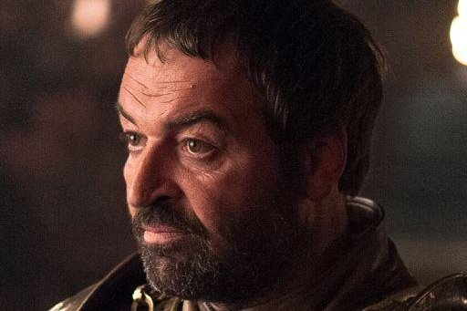 Ian Beattie as Meryn Trant on 'Game of Thrones.' Photo by HBO