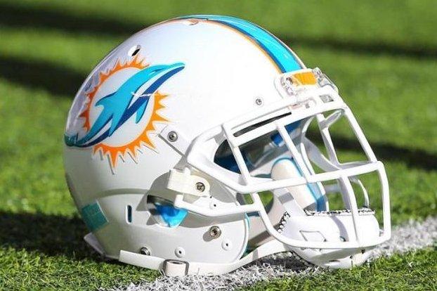 Photo courtesy of the Miami Dolphins/UPI