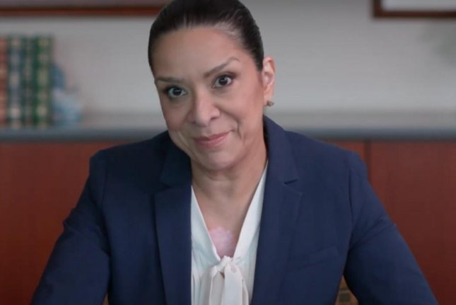 New Jersey District Court Judge Esther Salas issued a statement Monday calling for stronger protections for federal judges after her son and husband were shot by a madman. Photo via YouTube screenshot