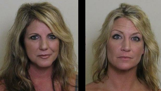 Police arrest golf course flashers