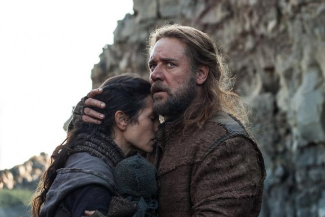 Russell Crowe and Jennifer Connelly in 'Noah'. (Paramount Pictures)