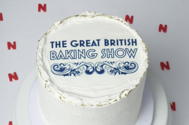 Netflix said it will stream three new seasons of The Great British Baking Show during the next year. Image courtesy of Netflix