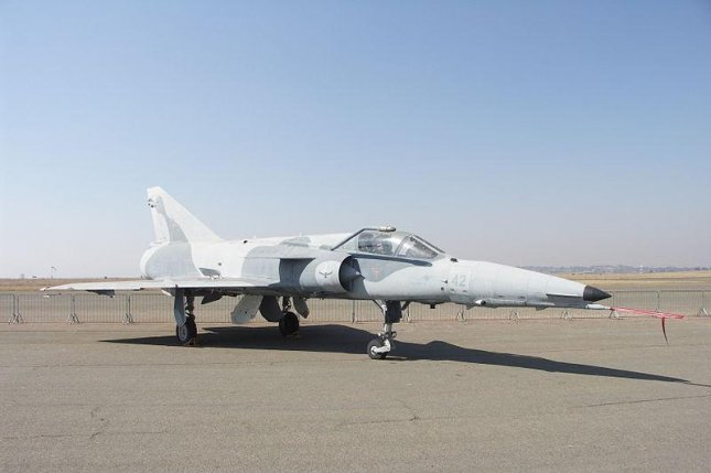 South Africa's Denel has sold 12 Cheetah fighter aircraft to the U.S.-based Draken International. Photo by NJR ZA/Wikimedia Commons
