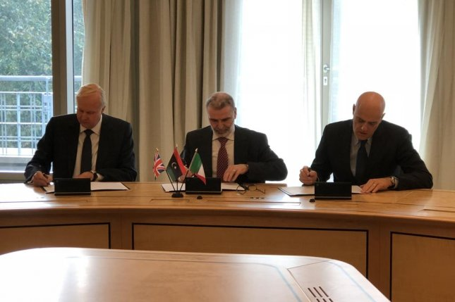 Italys Eni Signs Accord With Bp Libya To Take Over Epsa Operation