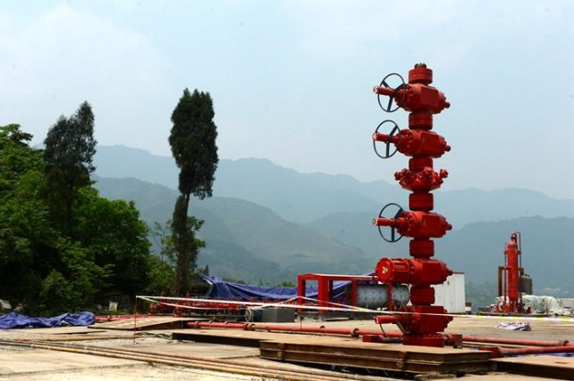 Scientists have linked a pair of earthquakes in China's Sichuan province to local shale gas fracking operations. Photo by VCG